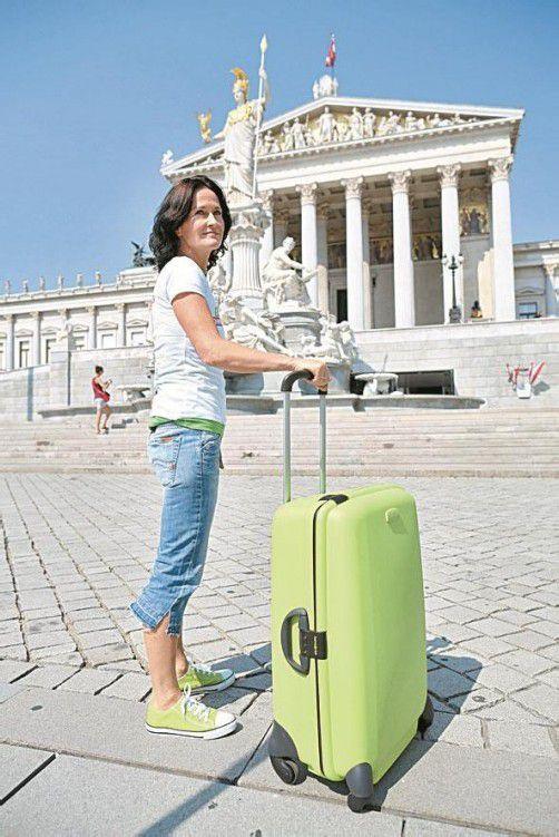 Will alle Bundesländer besuchen: Eva Glawischnig. Foto: APA