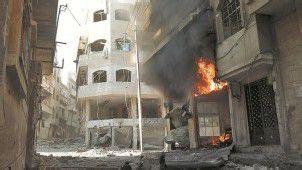 Regimegegner rechnen mit dem Sturz von Assad