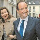 Hollande maßregelt Lebensgefährtin