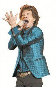 Rolling Stones schreiben heute Geschichte /D5