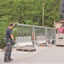 Brücke wurde saniert