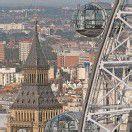 Eine Runde auf dem London Eye