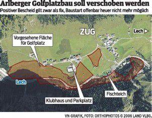Arlberger Golffans müssen zuwarten
