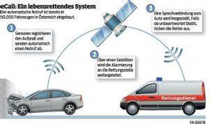 EU beschließt eCall-Geräte für Neuwagen