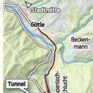 Tunnel soll das Rappenloch erschließen
