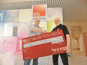 Förderung für HTL Dornbirn