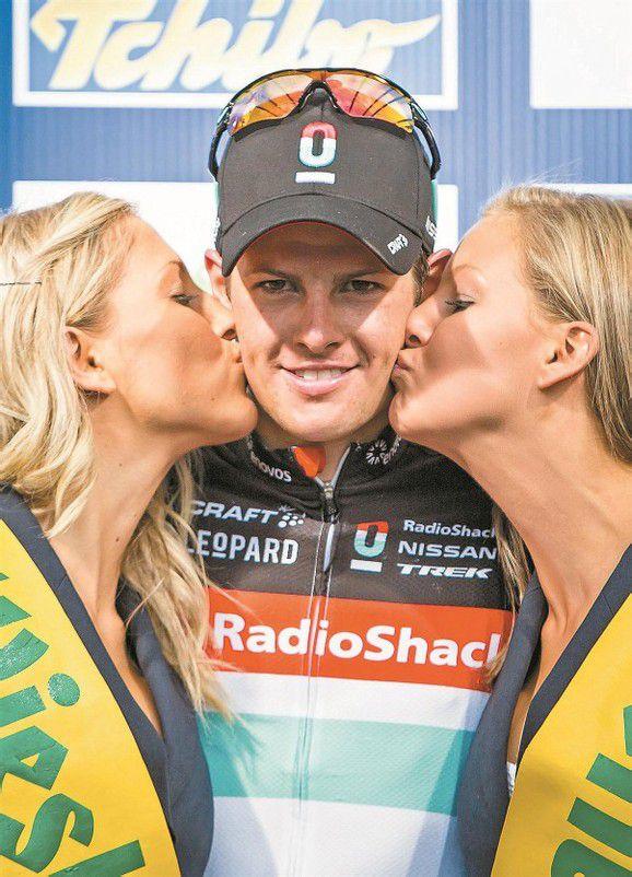 Ö-Tour-Sieg statt Tour de France: Fuglsang ist trotzdem sauer. foto: apa
