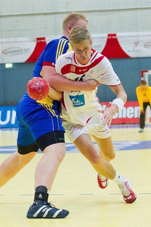 Österreichs Junioren messen sich heute mit den Alterskollegen aus Kroatien. Man will sich dabei für das Spiel um Platz 5 qualifizieren. hartinger