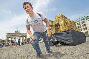 Staatsschuldenberg in Deutschland angeprangert