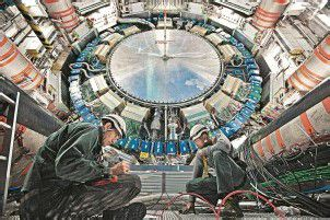 Physiker am CERN entdecken neues Elementarteilchen