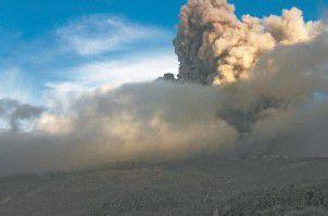 Vulkan in Kolumbien ausgebrochen: Tausende auf der Flucht