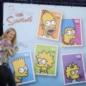 US-Post bleibt auf Simpsons-Marken sitzen
