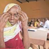 Fehlende medizinische Versorgung in Darfur