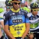 Erster Auftritt von Contador nach Sperre