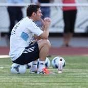 Messi steht in der engeren Auswahl