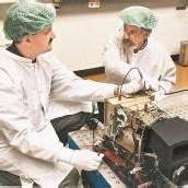 Technik vom Bodensee half dem Mars-Rover