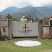 Neue Grabstätte auf dem Friedhof in Nüziders