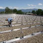 Fortschritt für Photovoltaik-Projekt in Hard
