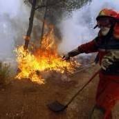 Verheerende Waldbrände in Spanien wüten weiter