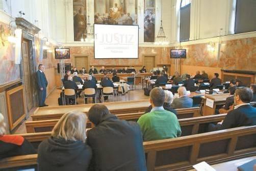Aufsehenerregender Prozess in Salzburg: wurde bei Urteilen der Strafrahmen zu wenig ausgeschöpft? Foto: VN