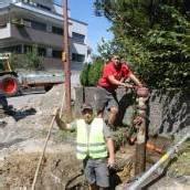 Neue Wasserschieber in Lochau