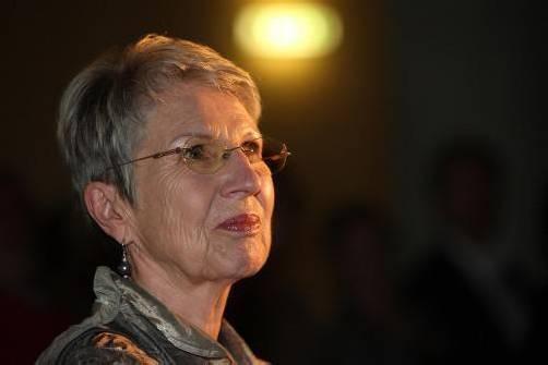 Barbara Frischmuth vermeidet ein Happy End, aber sie hält Glück für möglich. Foto: APA