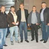 Firstfeier beim Kronenhaus in Bludenz