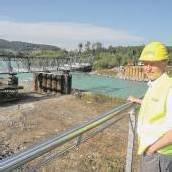 Kraftwerksbau am Illspitz läuft auf Hochtouren