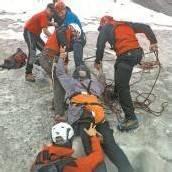 70-Jähriger überlebte eine Woche in Gletscherspalte