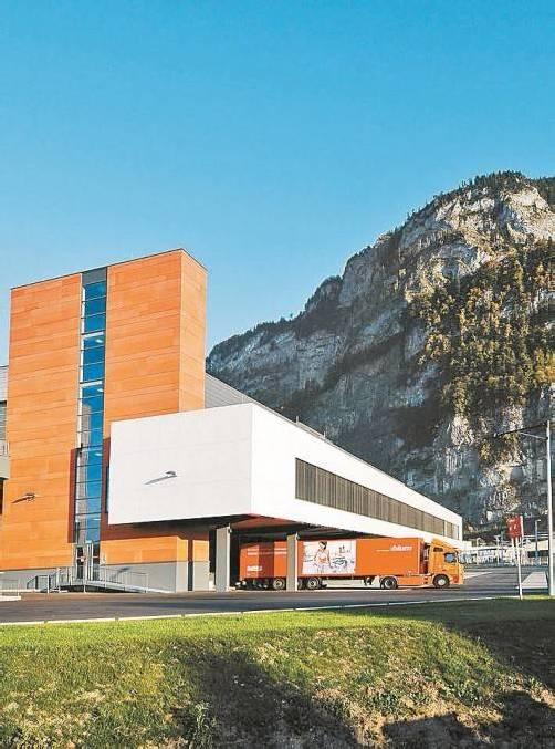 Beschlägehersteller Blum investiert in Dornbirn. Foto: Blum
