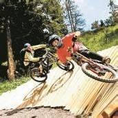 Neue Strecke für Biker in Lech