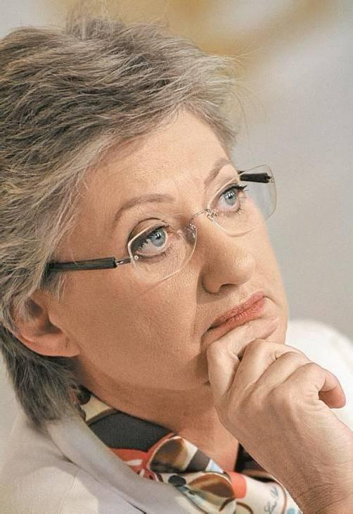 Bildungsministerin Claudia Schmied (SPÖ). Foto: APA