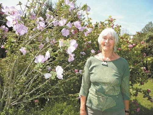 Brigitte Flinspach ist in vielen überparteilichen Gruppen aktiv. vn/matt