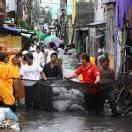 Taifun Saola setzt Zerstörungszug in Asien fort