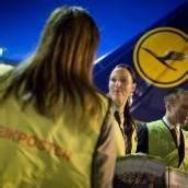 Lufthansa-Streik erzeugt Chaos