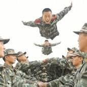 Vertrauenstraining chinesischer Polizisten