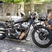 Eine Harley sorgt für Furore