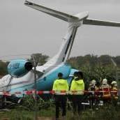 Privatjet nach Flugunfall untersucht – Ursache unklar