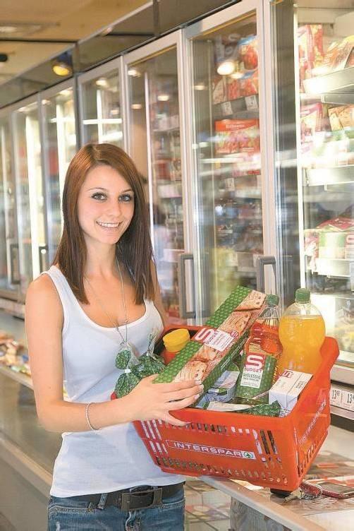 Das Geschäft mit S-Budget-Produkten läuft gut. Foto: VN/paulitsch
