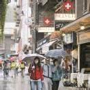 Schweizer Tourismus plagt Frankenstärke