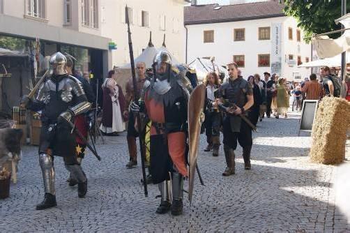 Das mittelalterliche Spektakel bietet Spaß und Unterhaltung für die ganze Familie. foto: veranstalter