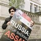 Auf Russen kann sich Assad verlassen