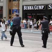 Polizei erschießt Mann auf dem Time Square