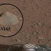 Curiosity setzte zum ersten Mal Laser ein