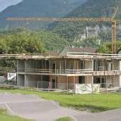 Bau des neuen Kindergartens schreitet voran