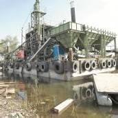 800-Tonnen-Plattform trieb auf dem Bodensee