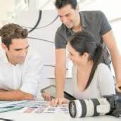 Ausbildungsmöglichkeit für kreative Adern