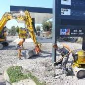 Zweite Hofer-Tankstelle eröffnet nächste Woche