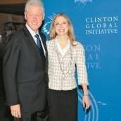 Chelsea Clinton strebt politische Karriere an