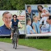 Wirbel um Wahlplakate